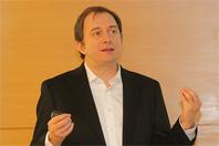 El arquitecto Iván Poduje, del Consejo de Políticas Públicas de Infraestructura (CPI)