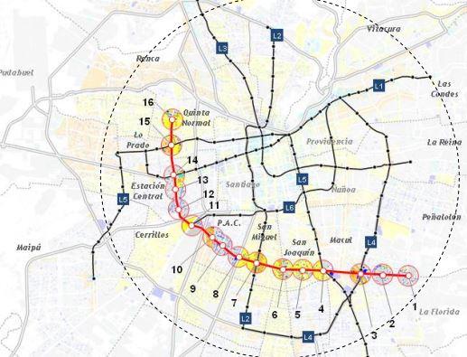 Atisba Proyecta Que La Linea 10 Del Metro Podria Generar Mas De 50 Mil Nuevas Viviendas Confirmando Su Potencial De Desarrollo Inmobiliario Atisba